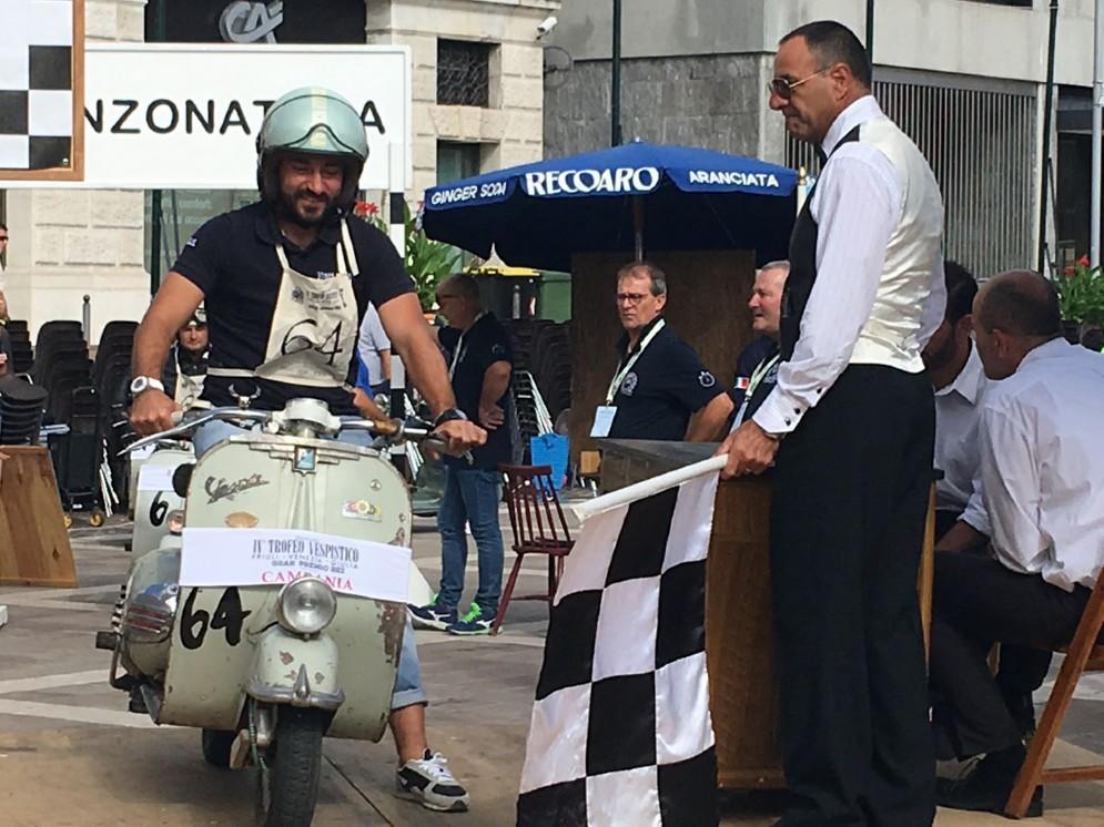 A Pordenone c'è il Trofeo Vespistico Fvg Rex