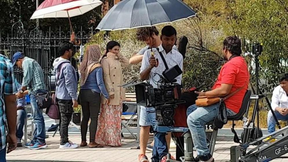 Ciak si gira: Genova teatro delle riprese di un film di Bollywood