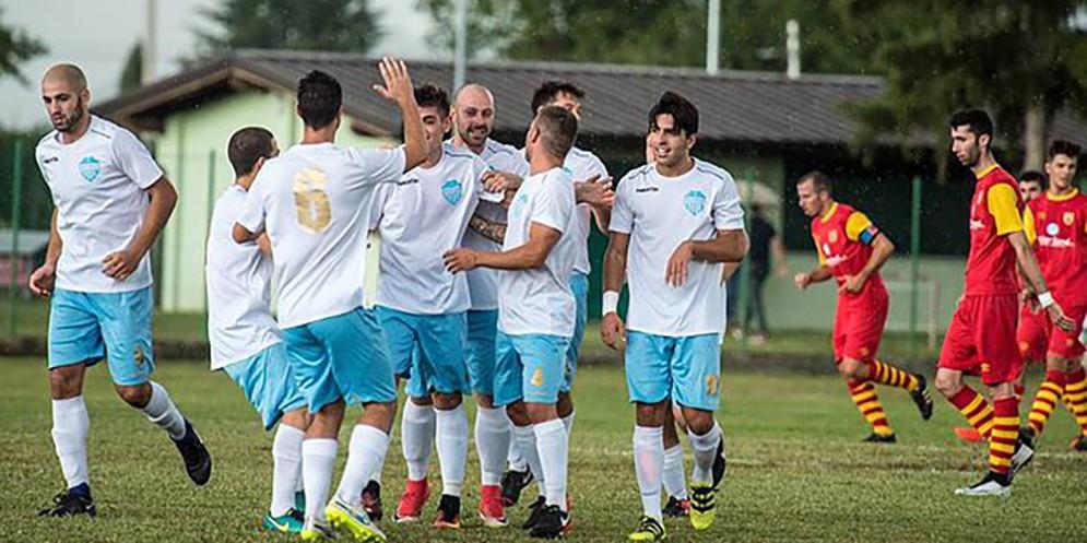 Coppa Italia: la Pro Gorizia pareggia e passa il turno
