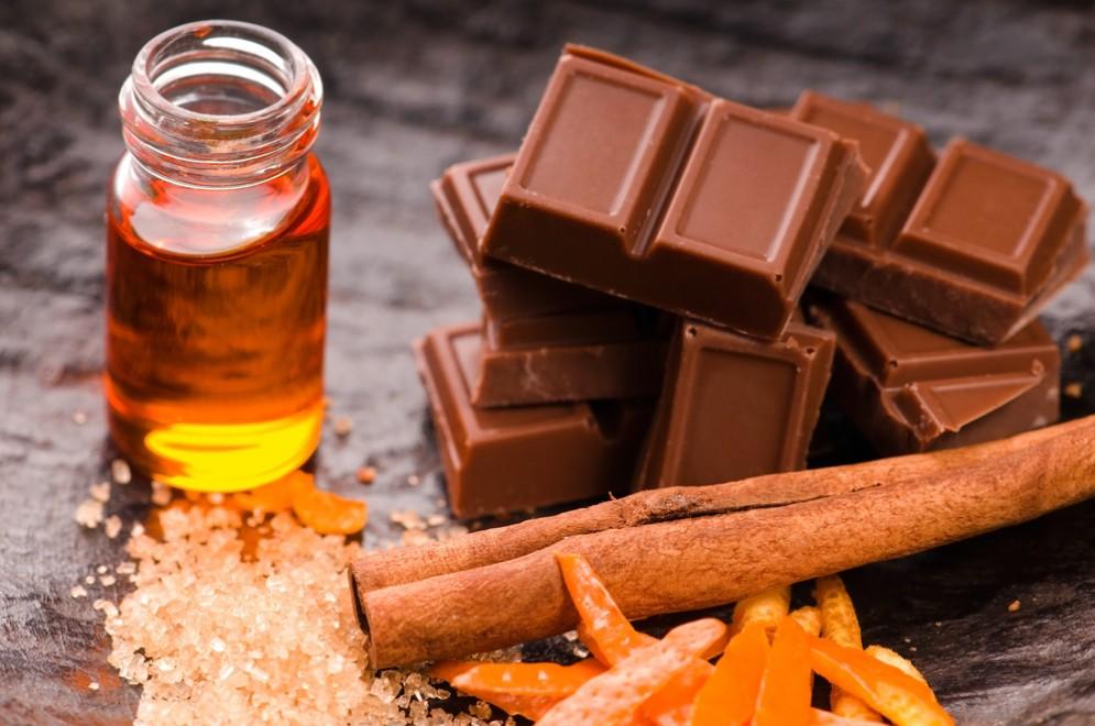 Cioccolato e olio extravergine di oliva per il cuore