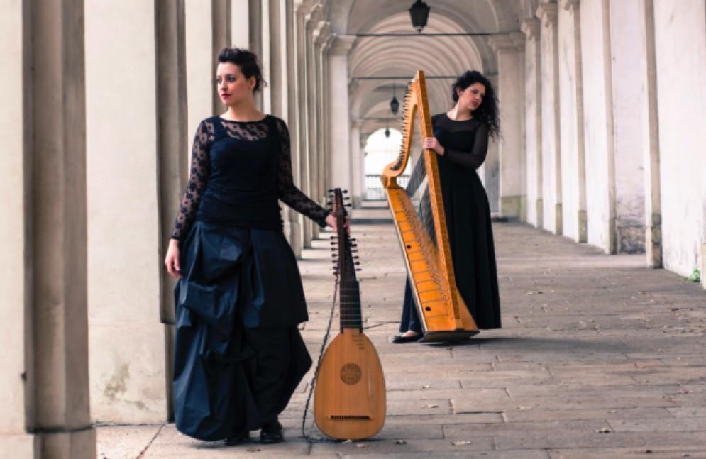 """Il Duo Quintana in """"I canti dell'altalena"""""""