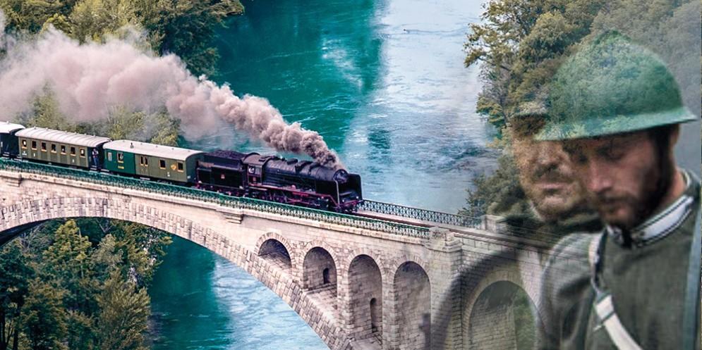 Viaggio nella Memoria, da Redipuglia a Caporetto: torna il treno storico