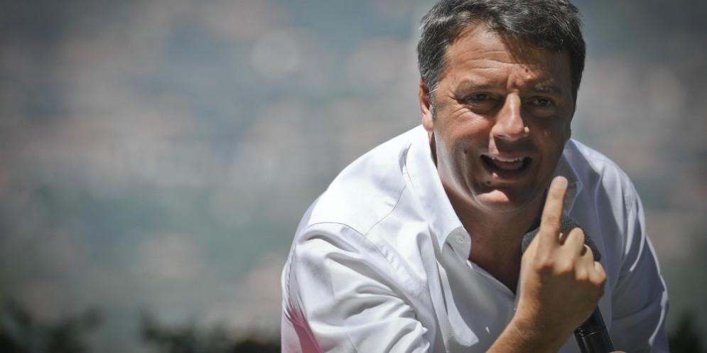 Il segretario del Partito democratico ha presentato il suo primo libro alla Festa dell'Unità di Genova.