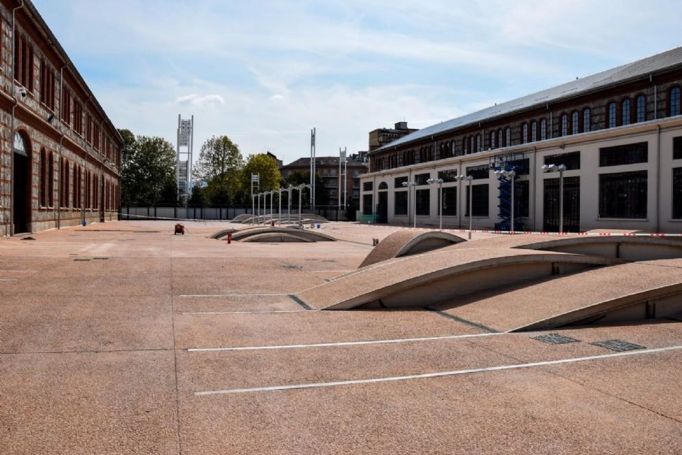 Piazza esterna