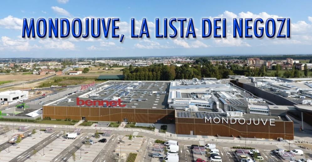 Oltre 100 i negozi presenti a MondoJuve