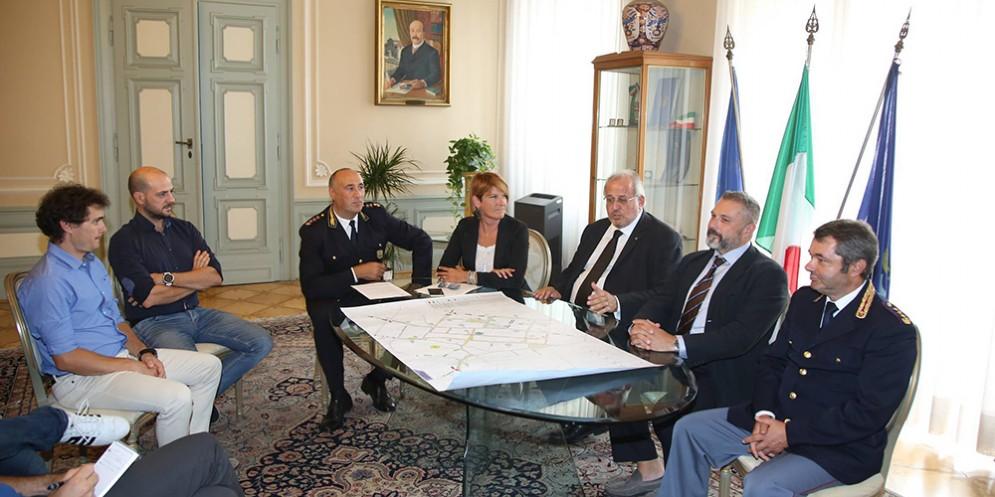 Gusti di frontiera: presentato il piano della sicurezza concordato con la prefettura