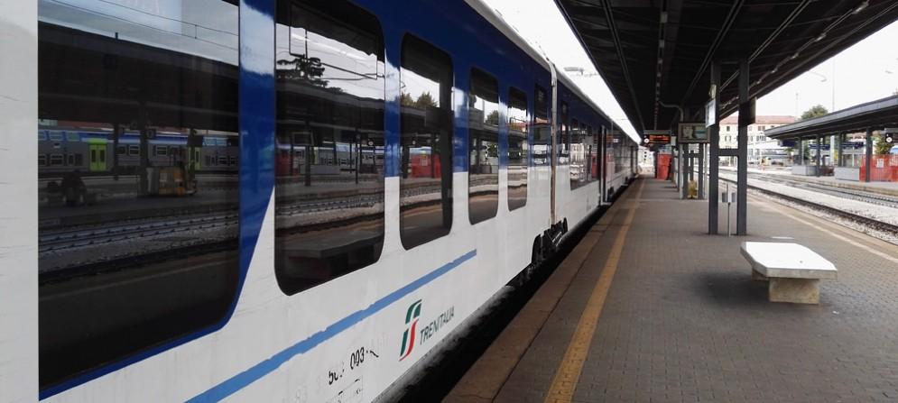 Trenitalia, puntualità al 95% in Fvg