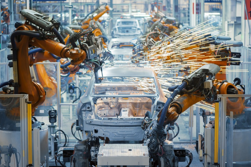 Industria 4.0, come connettiamo 7mila robot se manca la banda ultralarga?