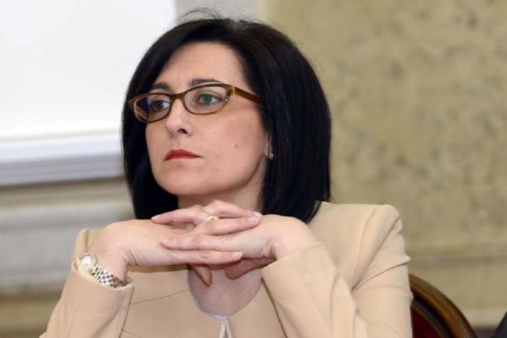 L'assessore regionale all'Ambiente, Sara Vito