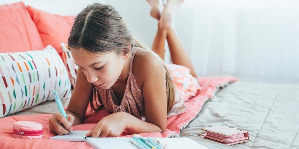 Un diario per lasciare parlare di sé
