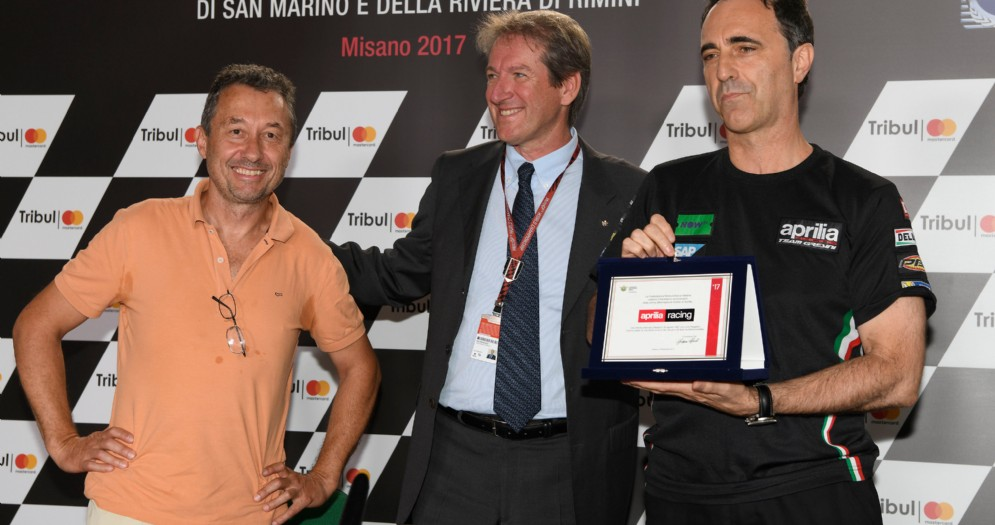 Loris Reggiani, Giovanni Copioli e Romano Albesiano