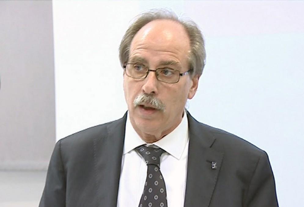 L'assessore regionale alla Cultura, Gianni Torrenti