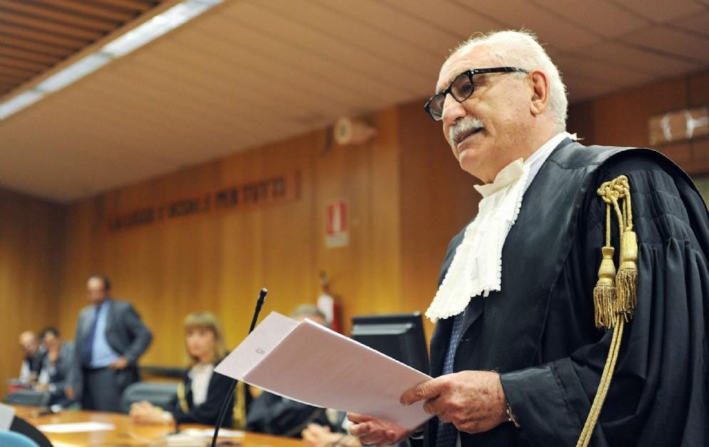 Il procuratore Armando Spataro