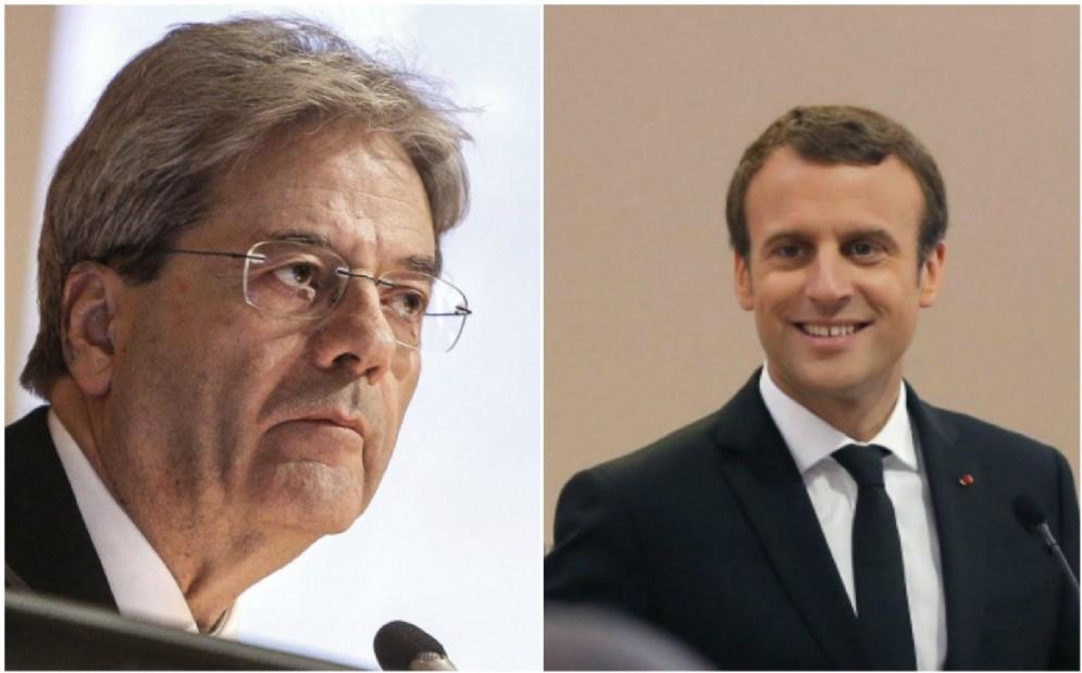 In attesa del meeting tra Paolo Gentiloni e Emmanuel Macron, oggi si svolge a Roma l'incontro tra i ministri dell'Economia dei due paesi.