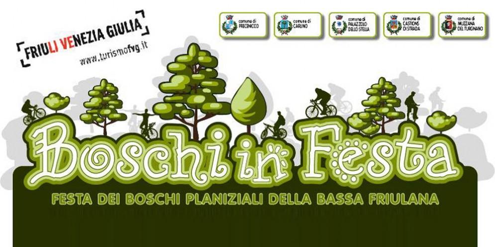Boschinfesta 2017: alla scoperta del patrimonio naturalistico della Bassa friulana