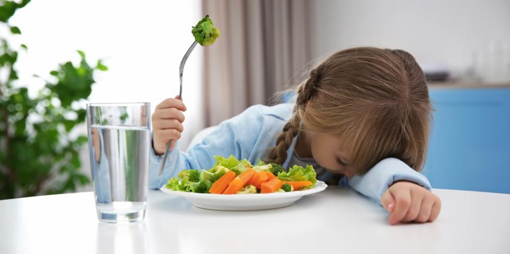 Vegetariani e vegani a rischio depressione