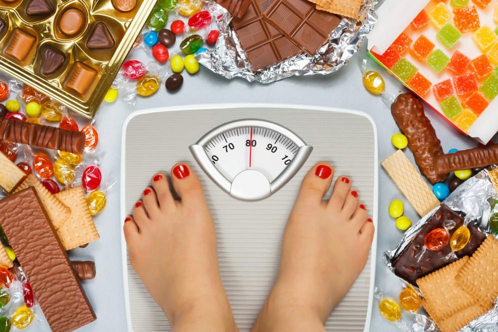 Se la moglie è obesa il marito è diabetico