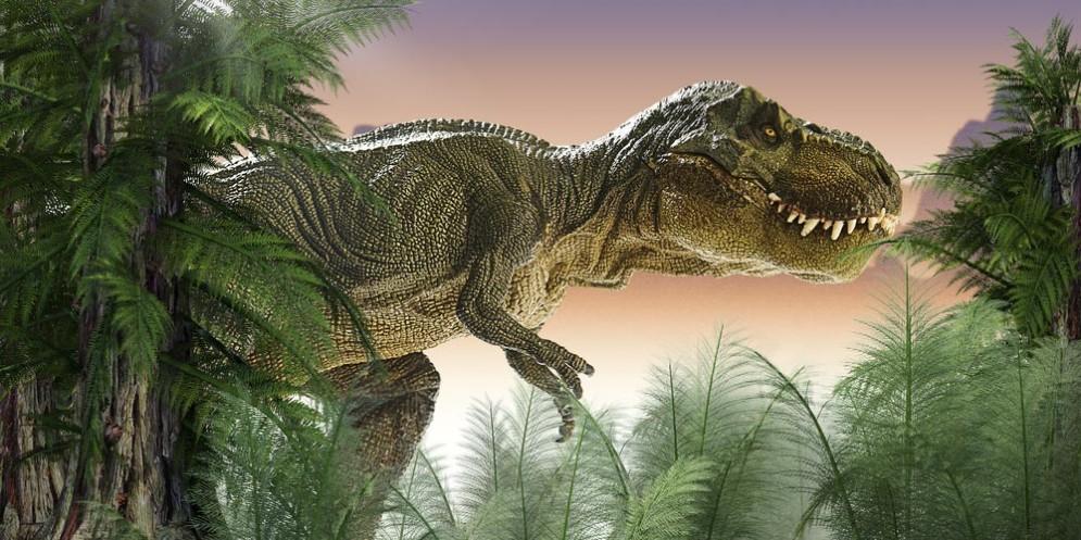 Una ragazza credeva di essere un dinosauro t-rex