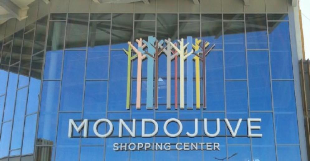 Il nuovo centro commerciale