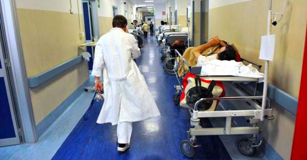 Bambina ricoverata nell'ospedale di Legnano