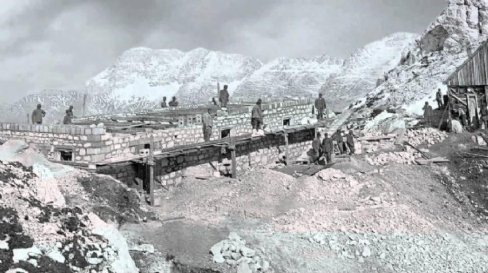 Grande Guerra: 100 mila euro per il recupero delle testimonianza a Chiusaforte