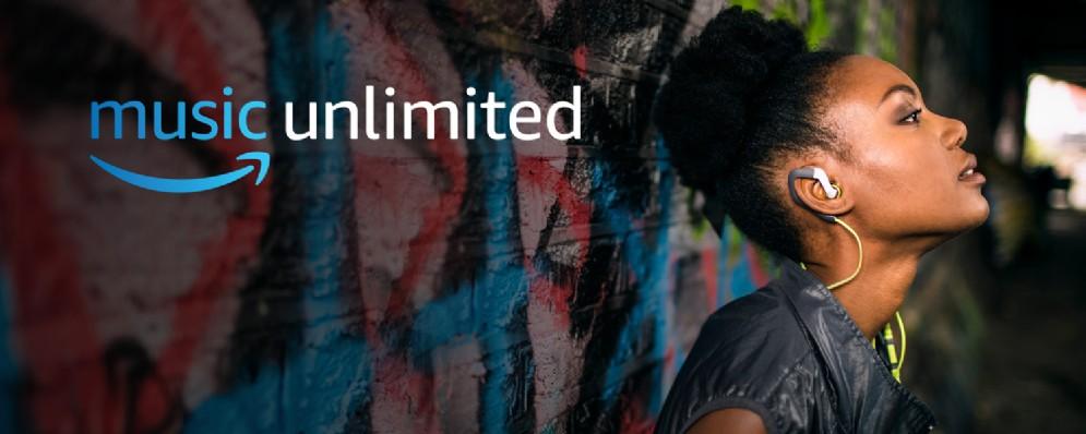 Amazon lancia la sfida a Spotify: ecco Music Unlimited