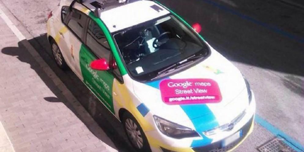 GoogleMapsCar di nuovo 'in giro' fra le vie di Udine