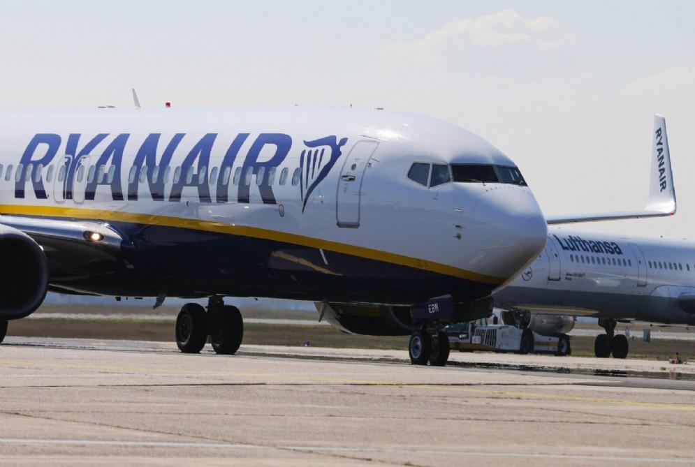 Ryanair ha cancellato 2000 voli da qui a fine autunno