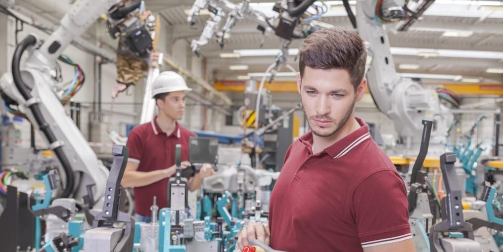 Industria 4.0, alla Bonfiglioli di Bologna il primo corso agli operai sulle tecnologie