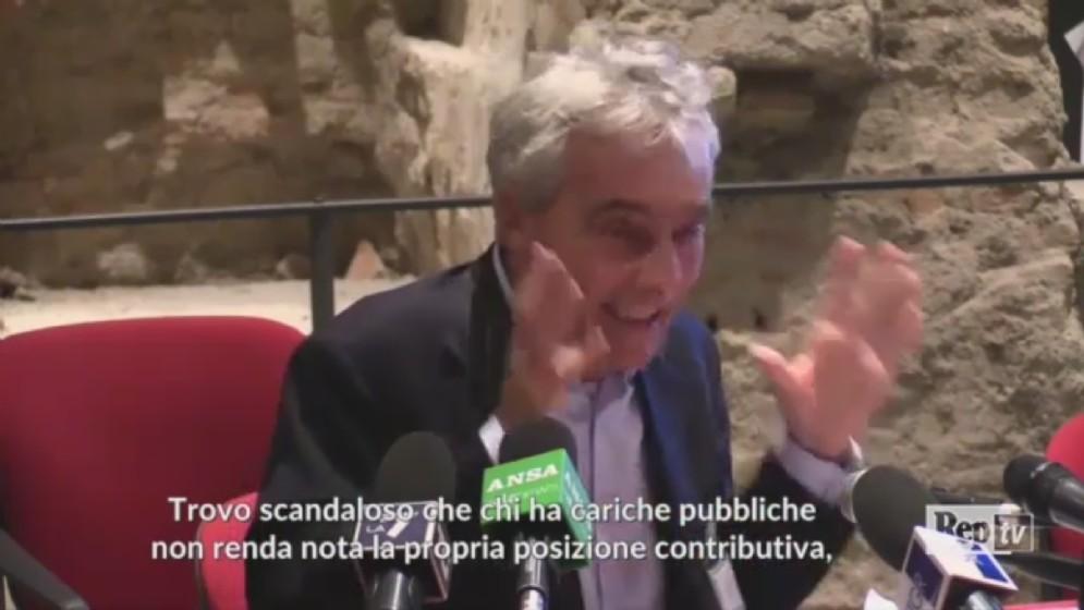 Video vitalizi boeri politici scandalosi lupi for Vitalizi alla camera