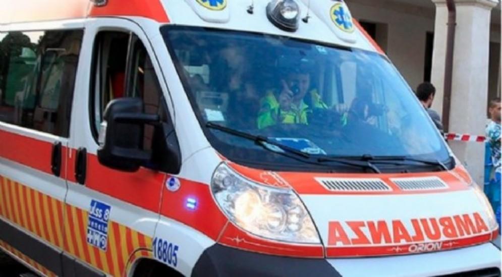 Ambulanza del servizio 118