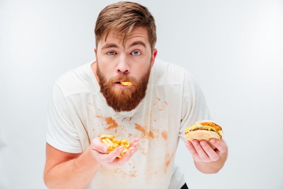 Mangiare per dimenticare danneggia il cervello