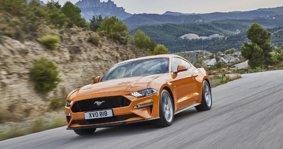 La nuova Ford Mustang
