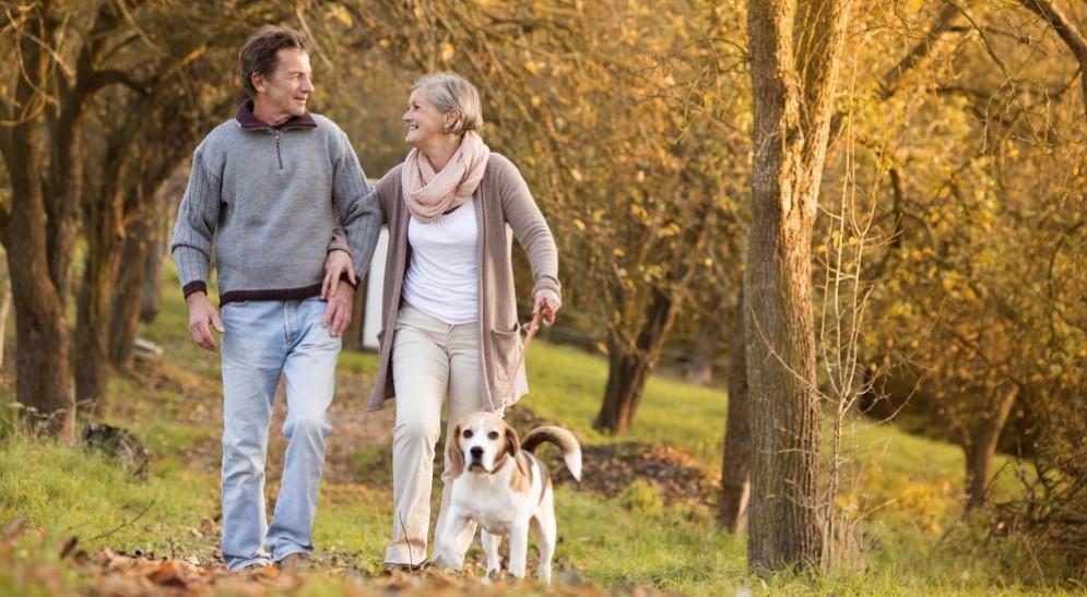 Fare attività fisica come anche camminare fa vivere in salute e più a lungo