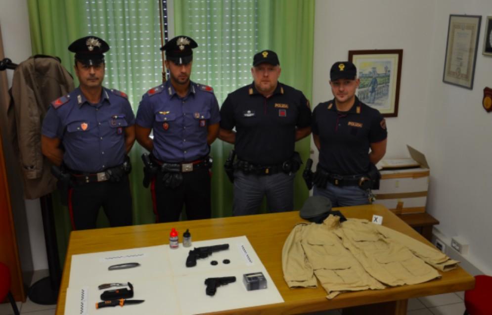 Operazione congiunta della Polizia di Stato e dei Carabinieri di Trieste