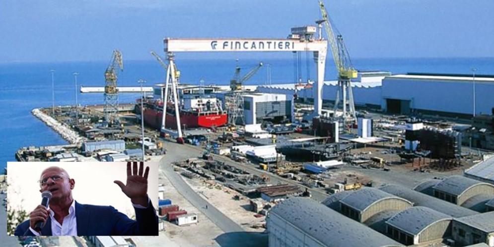 Fincantieri, Rampelli: Ad non faccia invasione di campo