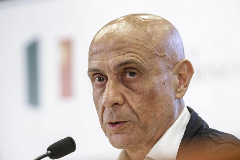 Il ministro degli Interni Marco Minniti