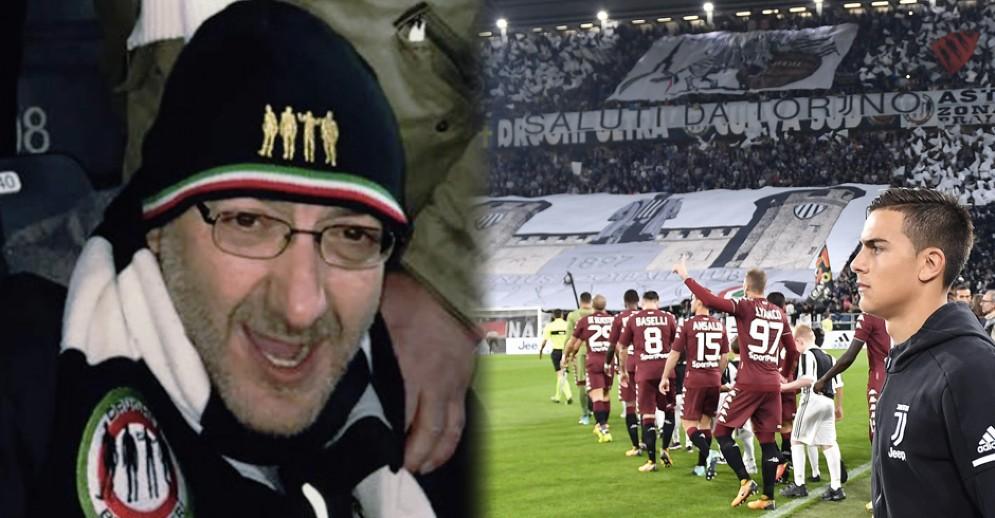 Marco, il tifoso deceduto fuori dall'Allianz Stadium