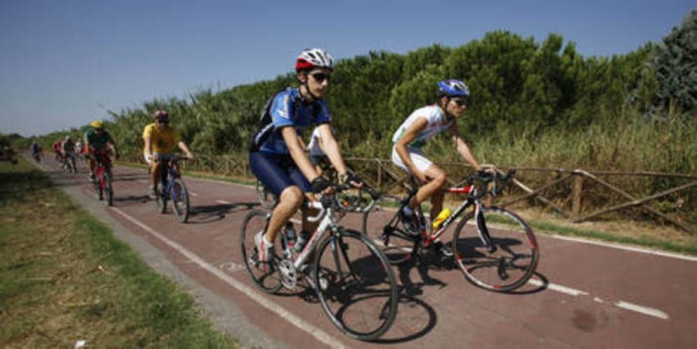 Pista da bici a Sarzana