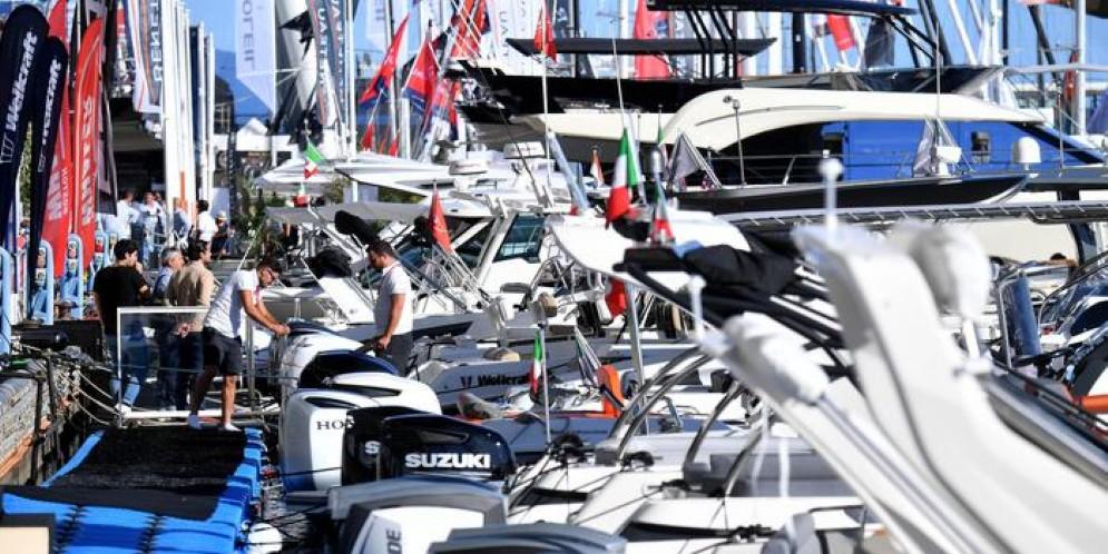 Primi bilanci positivi per il Salone nautico di Genova