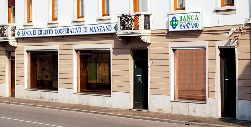 Le Bcc di Manzano e di Basiliano si fondono: nasce BancaTer