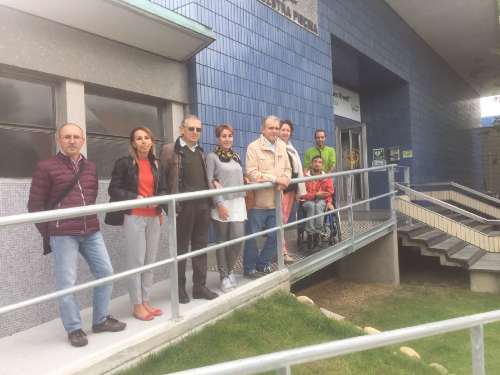 Biella dice no alle barriere architettoniche - Piscina rivetti biella ...