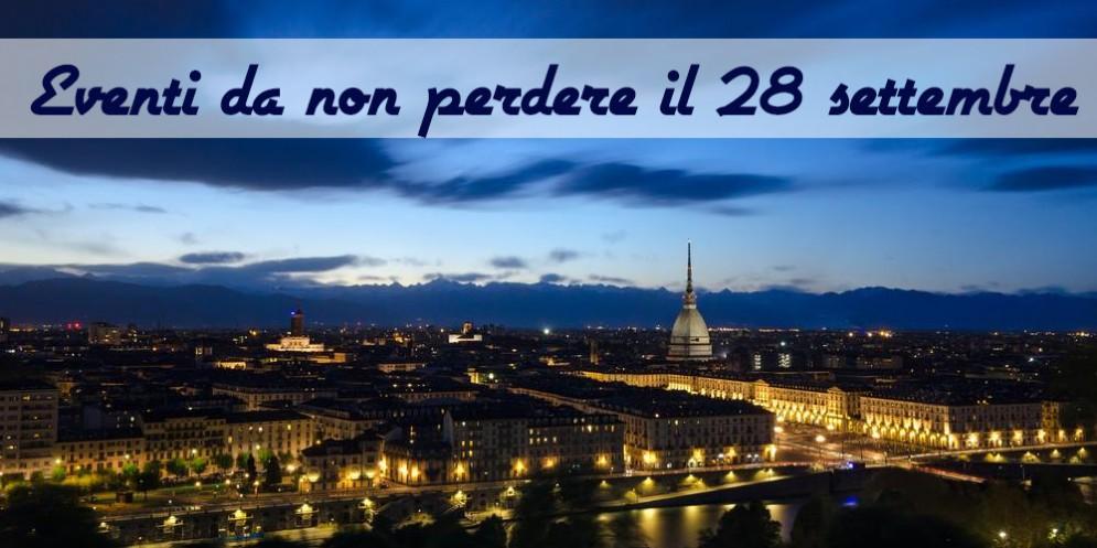 Eventi da non perdere giovedì 28 settembre a Torino
