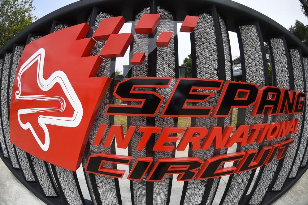 Il simbolo del circuito internazionale di Sepang
