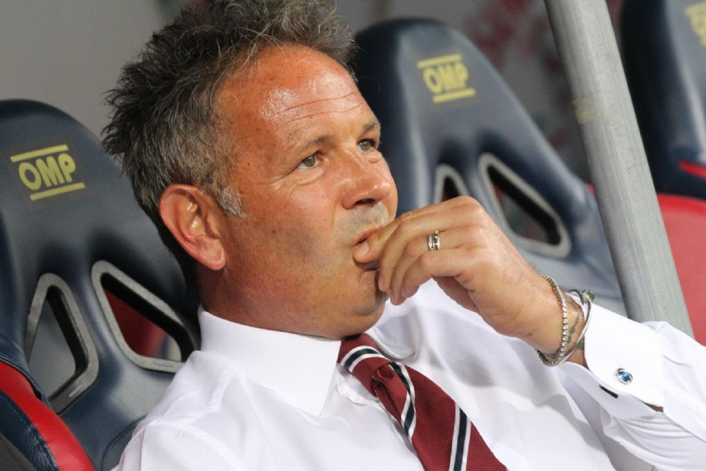 Sinisa Mihajlovic, allenatore del Torino