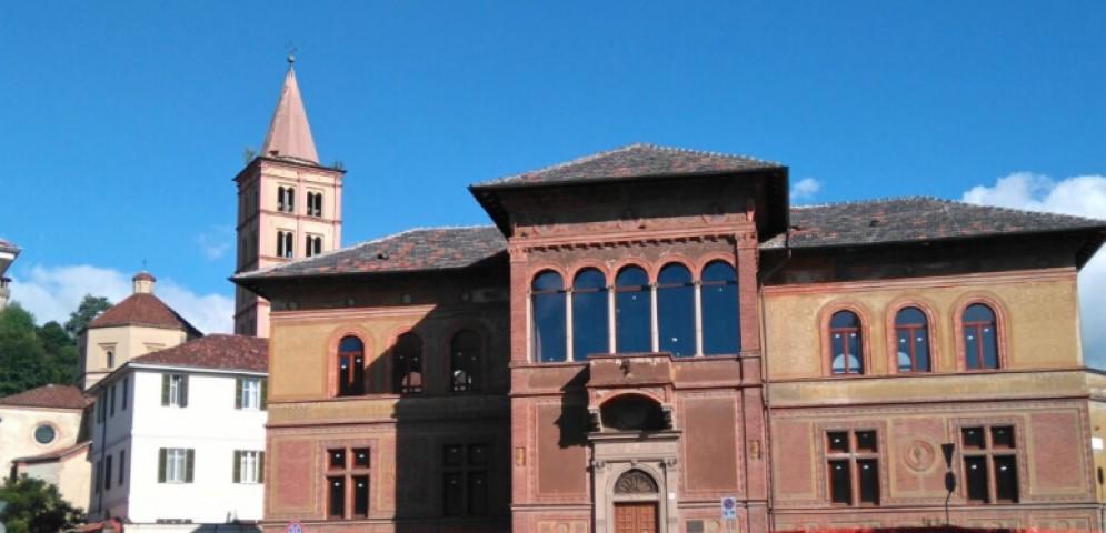 La storica Palazzina Piacenza
