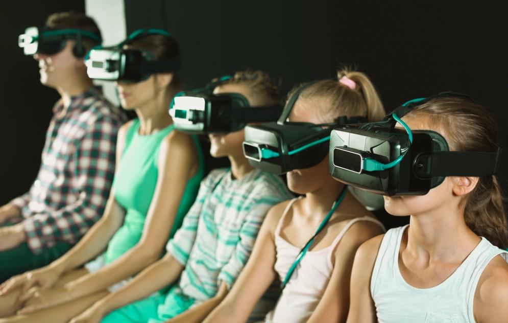 A Milano la prima sala 'cinema' per la realtà virtuale