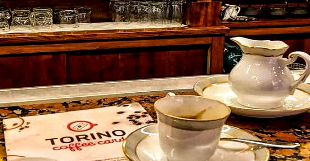 La Torino Coffee Card si potrà acquistare da domenica 1 ottobre