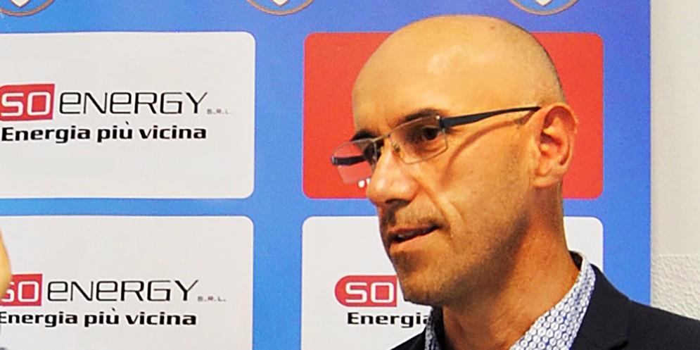 L'Amministratore Delegato Soenergy Renato Guerzoni