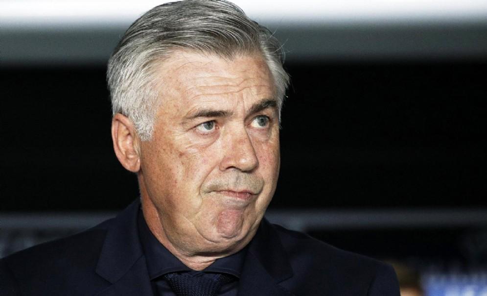 L'ex tecnico del Bayern Monaco Carlo Ancelotti